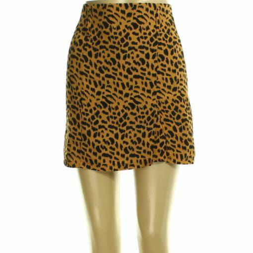 Missguided leopárdmintás szoknya