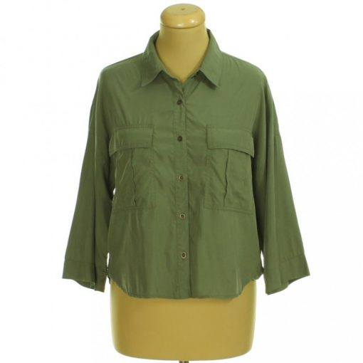Forever21 khaki színű ing